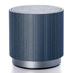 Lexon FINE Bluetooth Speaker Blue