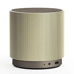 Lexon FINE Bluetooth Speaker Light Gold