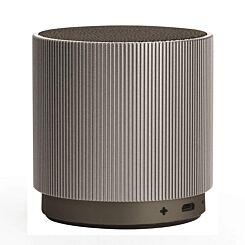 Lexon FINE Bluetooth Speaker Gun Metal