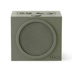 Lexon TYKHO Bluetooth Speaker Grey
