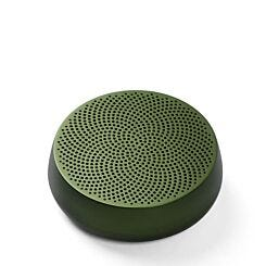 Lexon Mino Bluetooth Wireless Travel Companion Speaker Dark Green