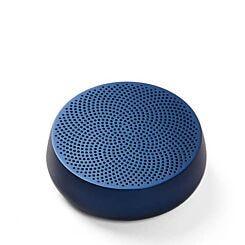MINO L Bluetooth Speaker Dark Blue front