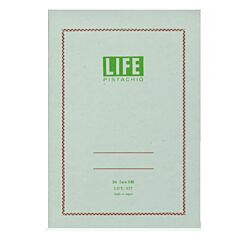 Life Pistachio N77 Notebook A5 Section