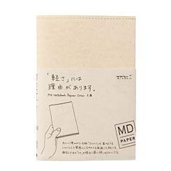 Midori MD Paper Cover A6 Front