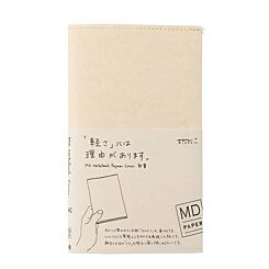 Midori MD Paper Cover B6 Slim Front