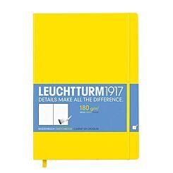 Leuchtturm1917 Sketchbook Master Hardcover A4 Lemon Front