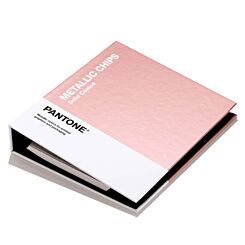 PantoneMetallics Coated Chip Book GB1507A Side | London Graphic Centre