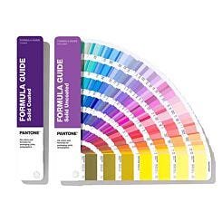 Pantone Formula Guide Coated & Uncoated Front | London Graphic Centre