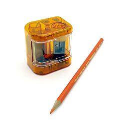 Jakar Mini Mechanical Pencil Sharpener 5157 Orange