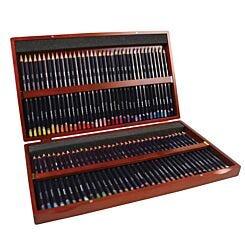 Derwent Studio Colour Pencils 72 Wooden Box Set