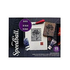 Speedball Block Printing Deluxe Kit Box