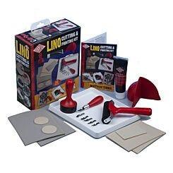 Essdee Lino Cutting & Printing Kit L5PKR1 | London Graphic Centre