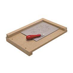 Essdee Lino Bench Hook Ambidextrous 300mm x 200mm BH1