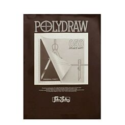 Polydraw Drafting Film Pad A3 Front   London Graphic Centre