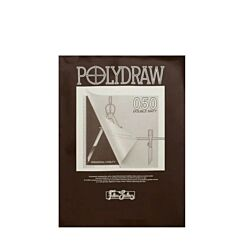 West Design Polydraw Drafting Film Pad A4 Front   London Graphic Centre