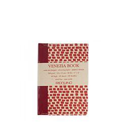Fabriano Venezia Hardcover Sketchbook 48 Sheets - 10cm x 15cm Front