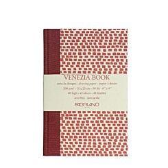 Fabriano Venezia Hardcover Sketchbook 48 Sheets - 15cm x 23cm Front