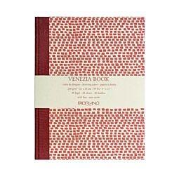Fabriano Venezia Hardcover Sketchbook 48 Sheets - 23cm x 30cm Front