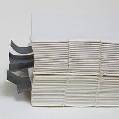 Khadi Papers Paperback Log Book Smooth 17cm x 12cm LBW Spine