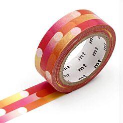 MT Washi Masking Tape Motion Pink