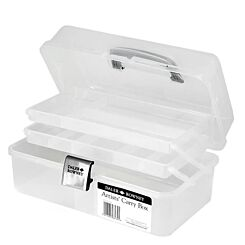 Daler-Rowney Artists Cantilever Caddy Carry Blox Clear Open | London Graphic Centre