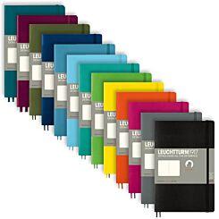 Leuchtturm1917 Softcover Notebook Plain B6+ All Colours | London Graphic Centre