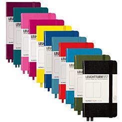 Leuchtturm1917 Hardback Pocket Notebook Plain Paper A6 | London Graphic Centre