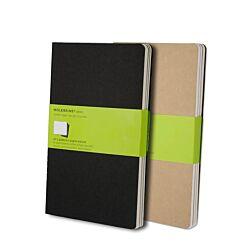 Moleskine Cahier Large Plain Journals