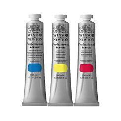 Winsor & Newton 200ml Acrylic Front | London Graphic Centre