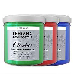 Lefranc Bourgeois Flashe Acrylic Vinyl Paint 125ml