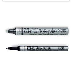 PenTouch Calligrapher Silver Medium