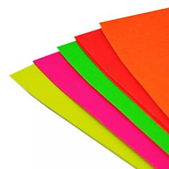 Dayglo Paper Individual Sheets 510 x 760mm 90gsm