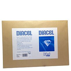 Diacel Acetate Clear Overlay Sheets 115microns Pack   London Graphic Centre