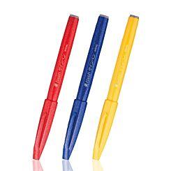 Pentel Brush Sign Pen SES15 All Colours | London Graphic Centre