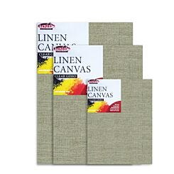 Loxley Linen Clear Gesso Canvas