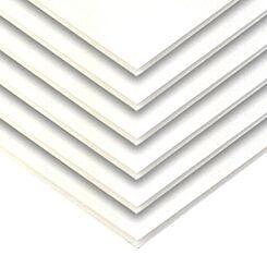 Seawhite Box of White Foamboard 3mm A Sizes | London Graphic Centre