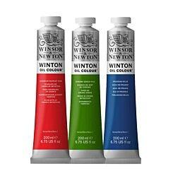 Winsor & Newton Winton Oil Colour 200ml