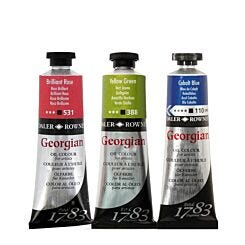 Daler-Rowney Georgian Oil Colour Paint 38ml