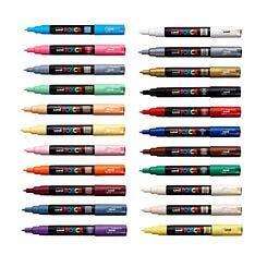 Uni Posca Paint Marker Extra Fine Bullet Tip PC-1M