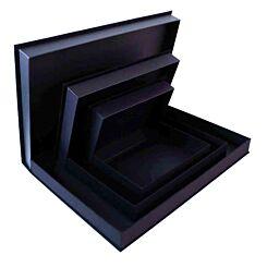 Seawhite Deep Archival Storage Box Black - 50mm