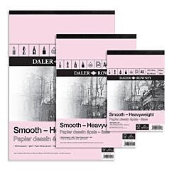 Daler-Rowney Heavy Weight Cartridge Paper Pad