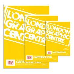 London Graphic Centre Cartridge Paper Pad
