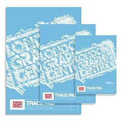 London Graphic Centre 90gsm Tracing Paper Pad
