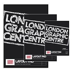London Graphic Centre Layout Pad