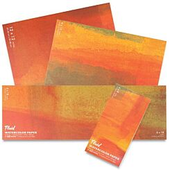Fluid Watercolour Block Cold Pressed 300gsm