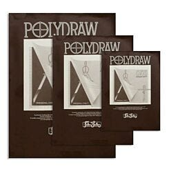 West Design Polydraw Drafting Film Pad Sizes | London Graphic Centre