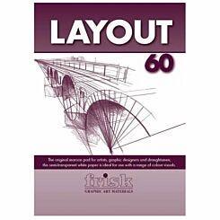 Frisk Layout 60gm A3 Paper Pad Single