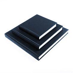 Seawhite Black Square Chunky Sketchbook