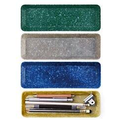 Penco Marbled Pen Tray
