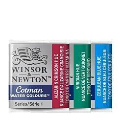 Winsor & Newton Cotman Watercolour Paint Half Pan